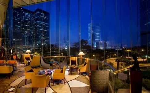 JW Marriott Hotel Hong Kong - The Lounge