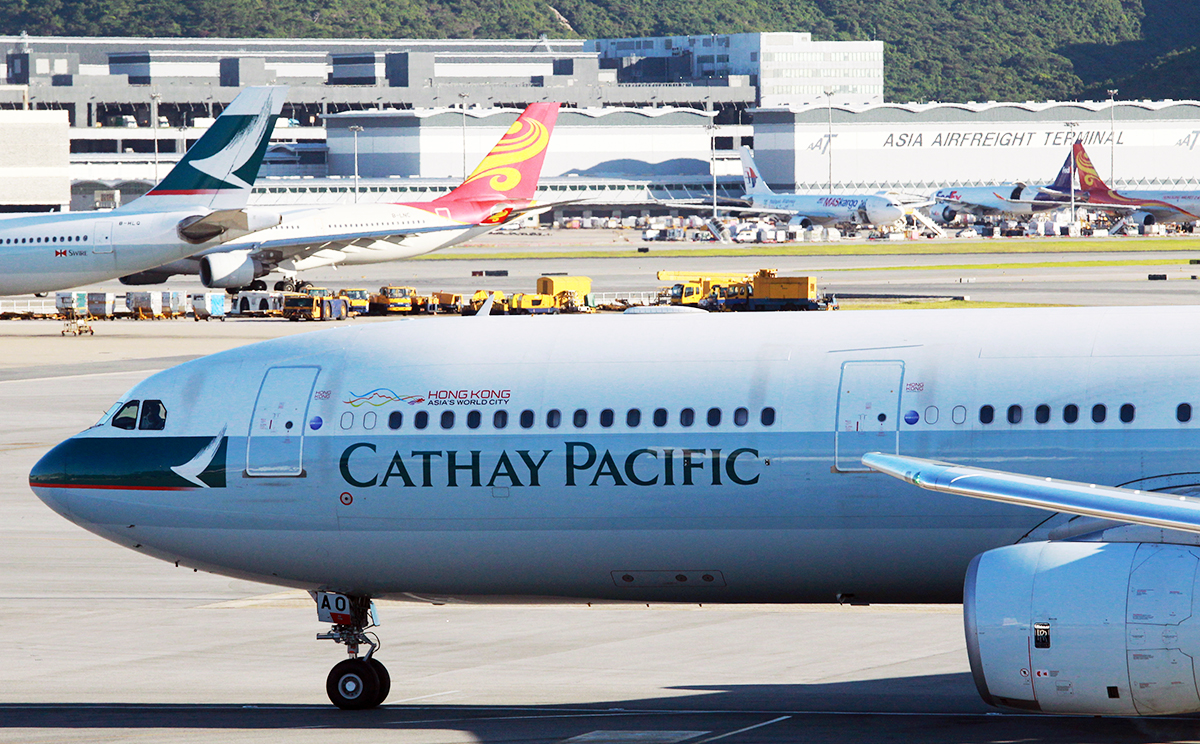 Cathay Pacific picks up passengers stranded in Alaska after