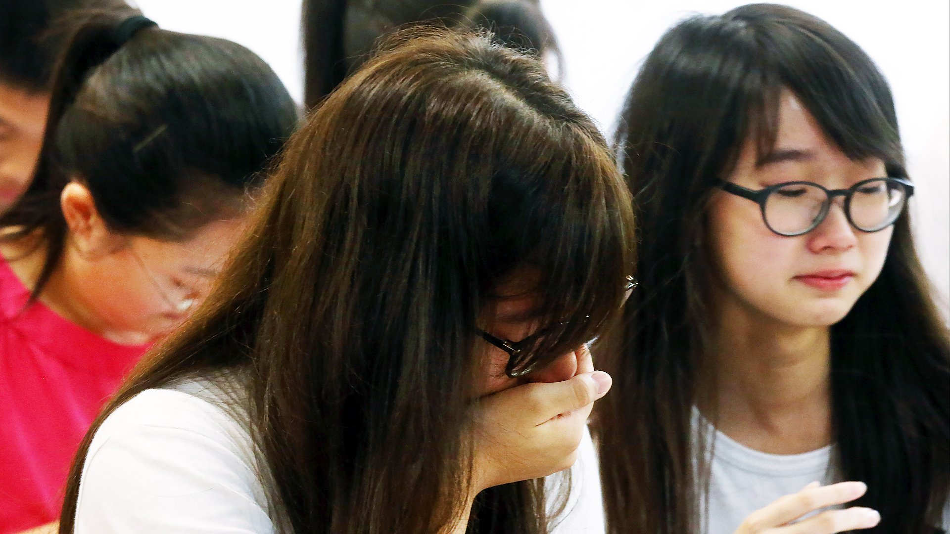Is your workplace toxic? Mental health of many Hongkongers on the