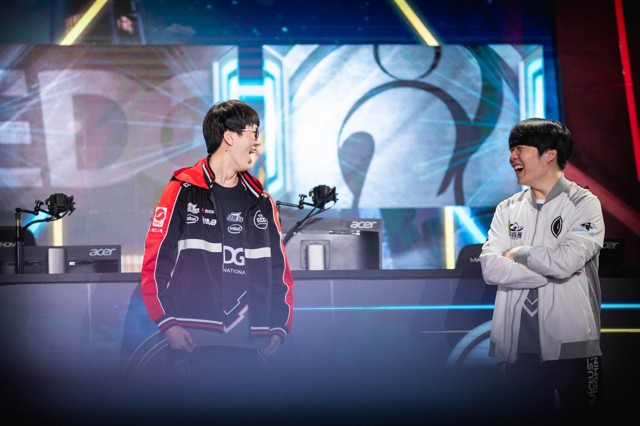 The stage is set for the League of Legends World Championship Quarterfinals