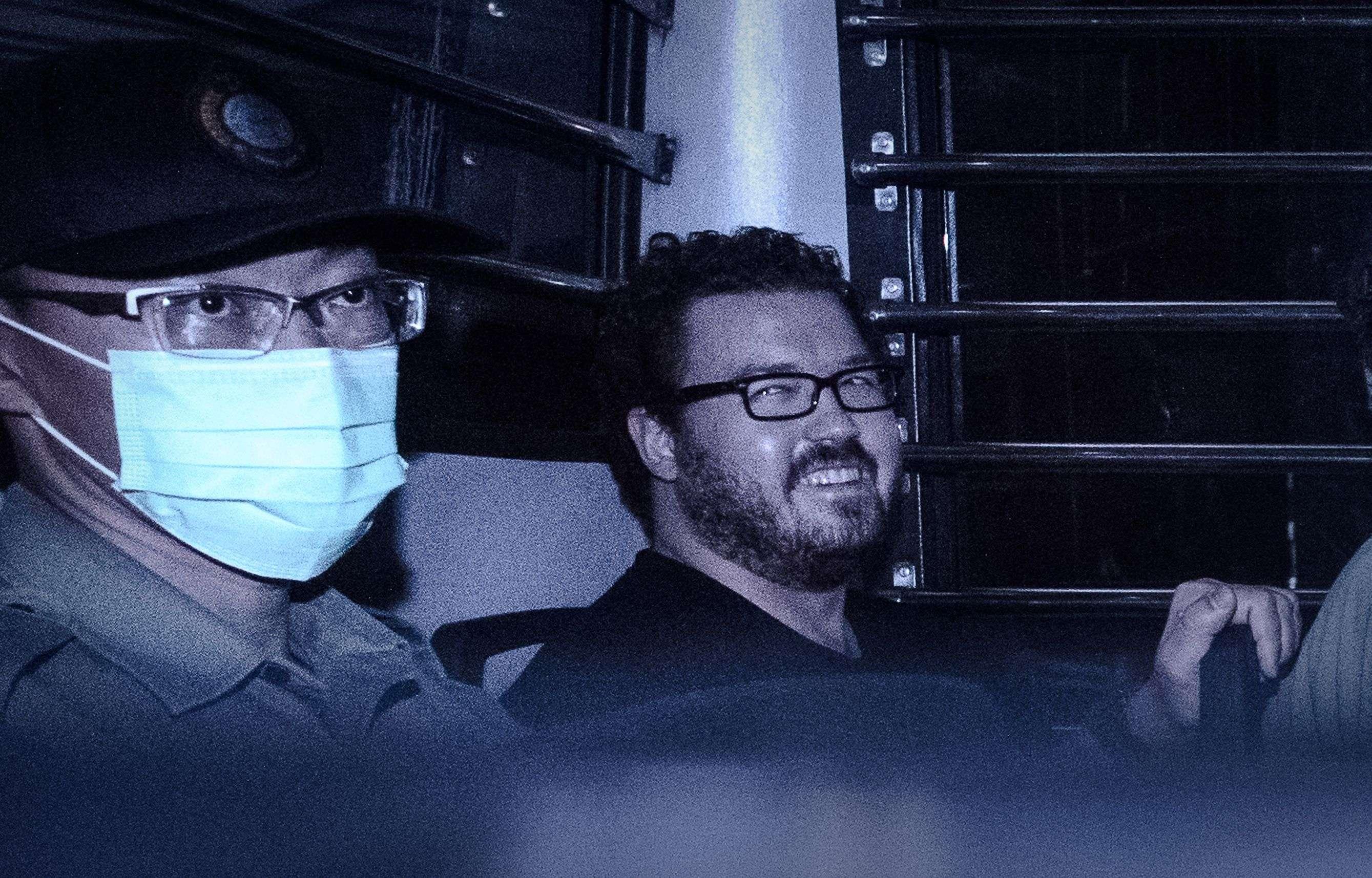 Double murderer Rurik Jutting set for Hong Kong appeal court