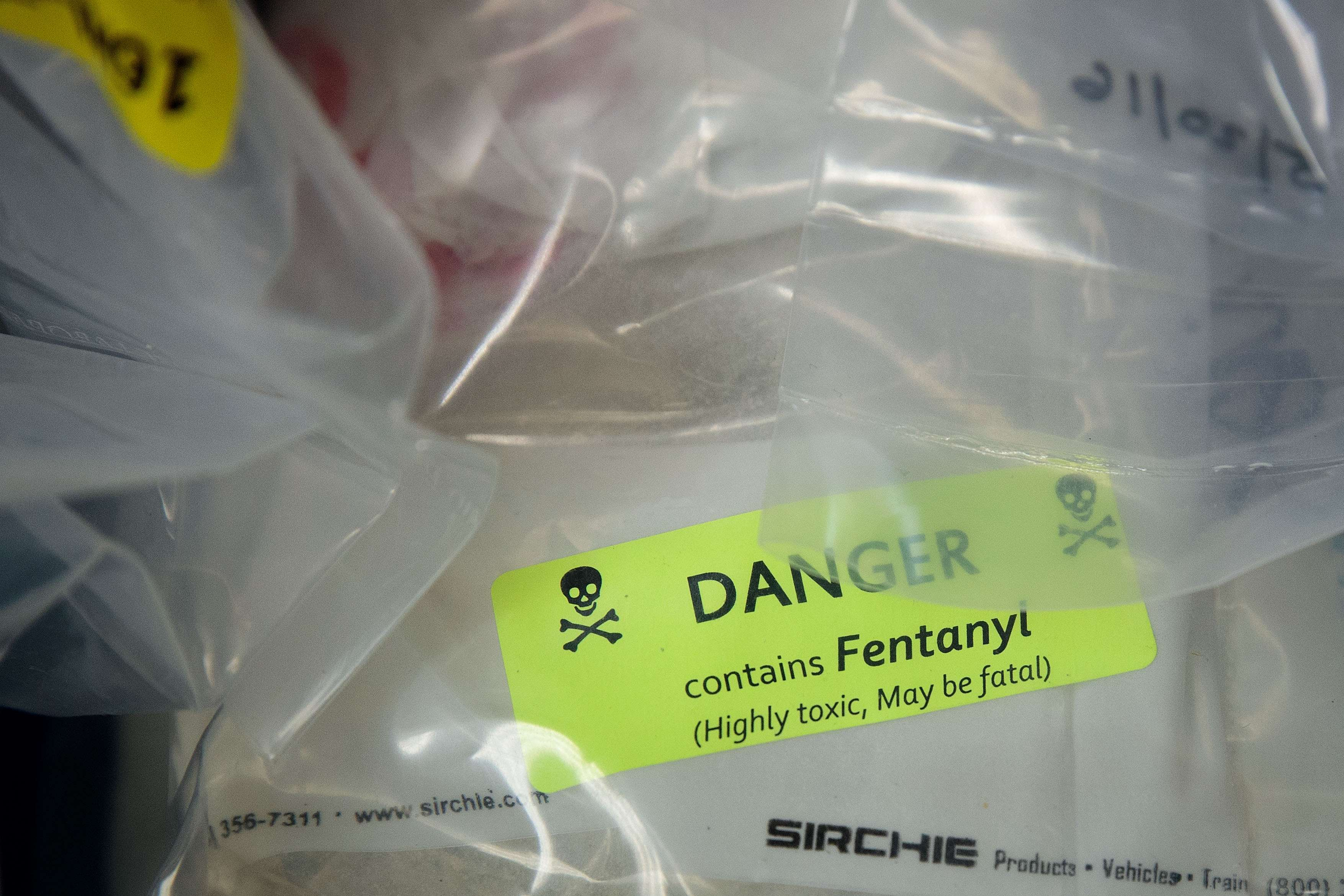 Our fentanyl is very pure': deadly opioid for sale to UK users
