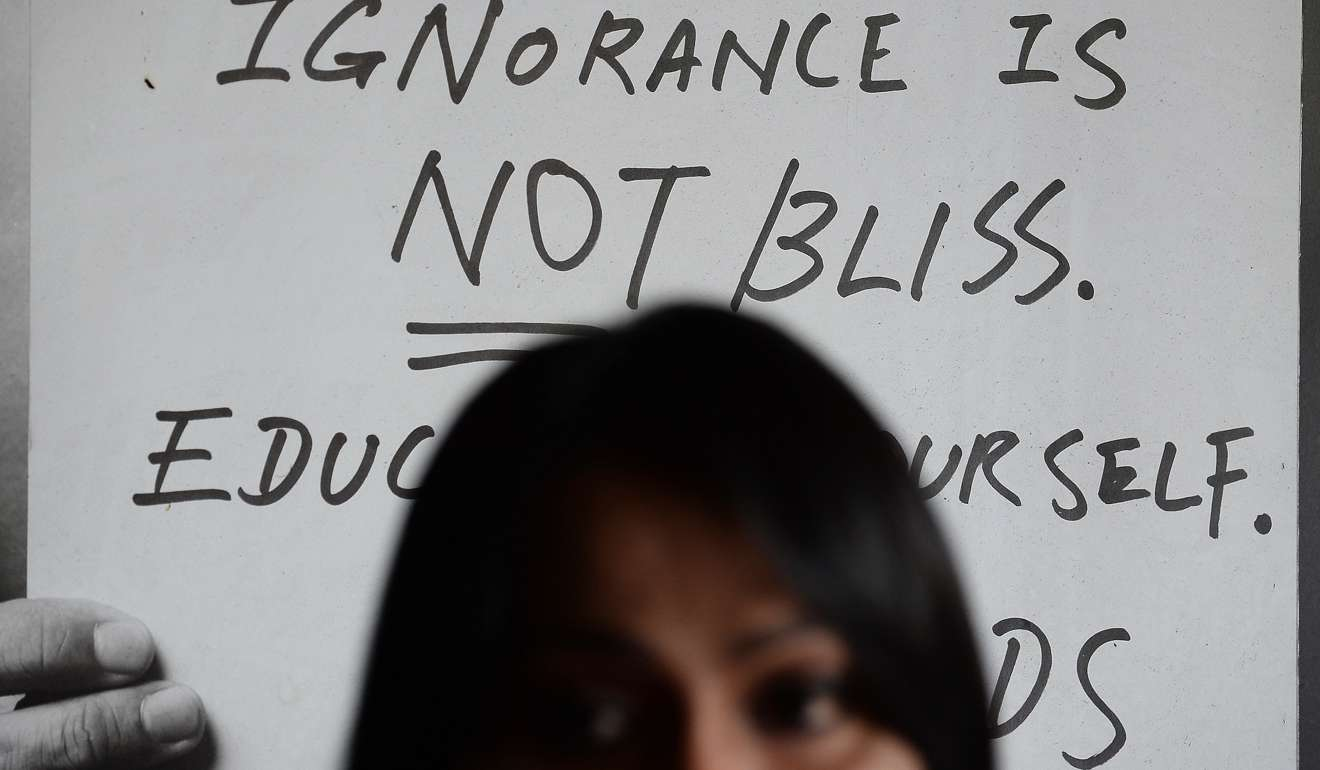 LGBT in Malaysia - Malaysian transgender woman Nisha Ayub. Photo: AFP