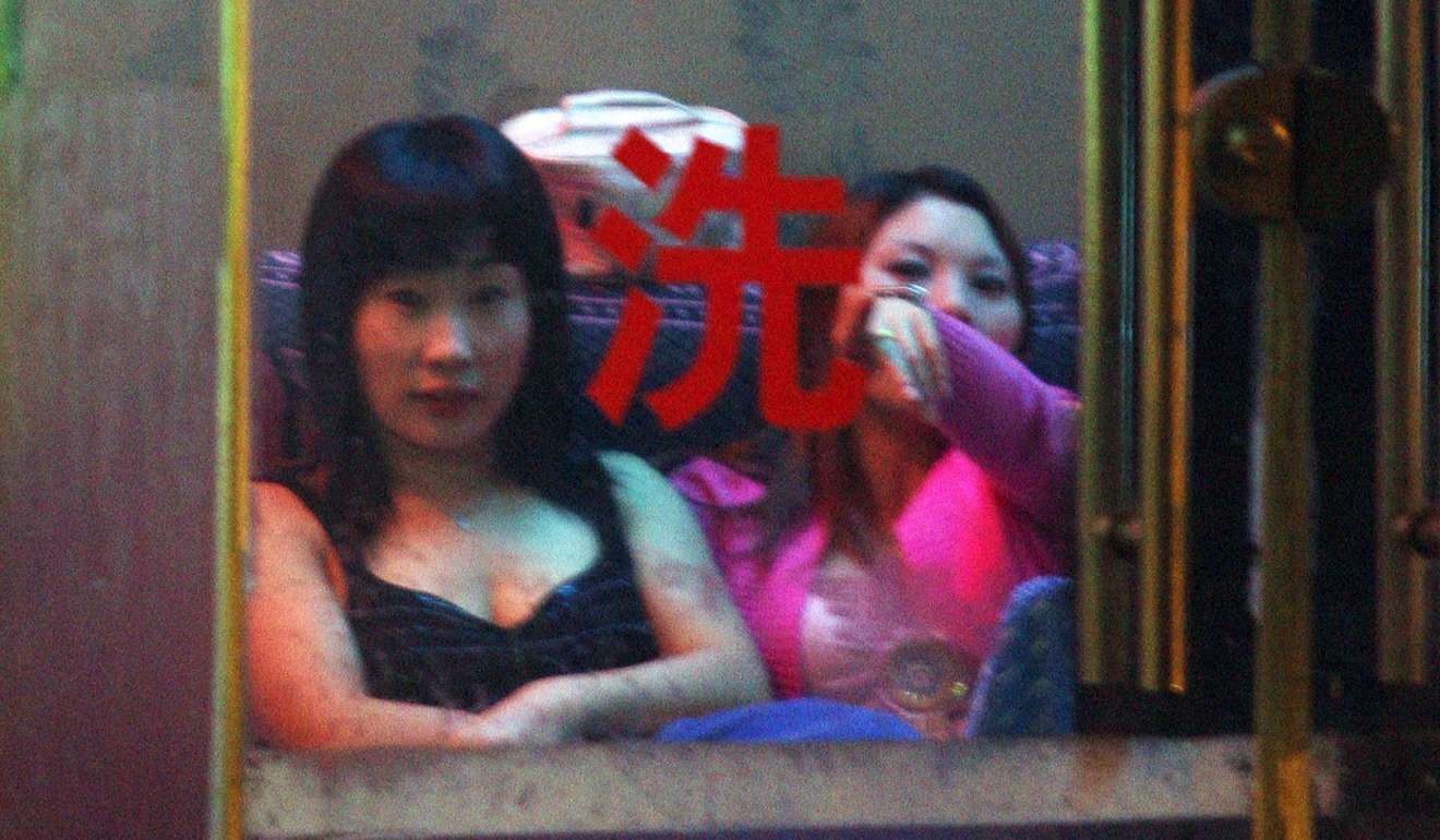 Prostitution in chinese
