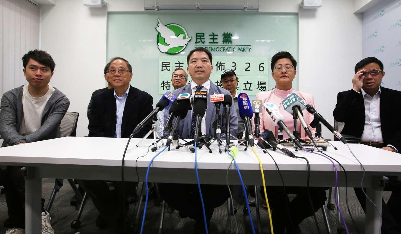 How Hong Kong's pan-democrats failed to turn the tide of ...