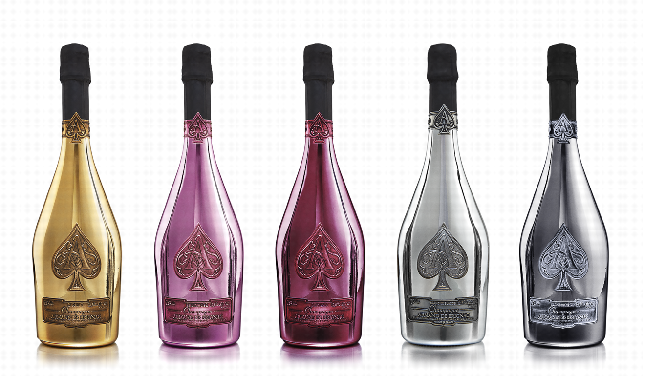 Jay z s new champagne is about to hit hong kong with a for Jay z liquor price