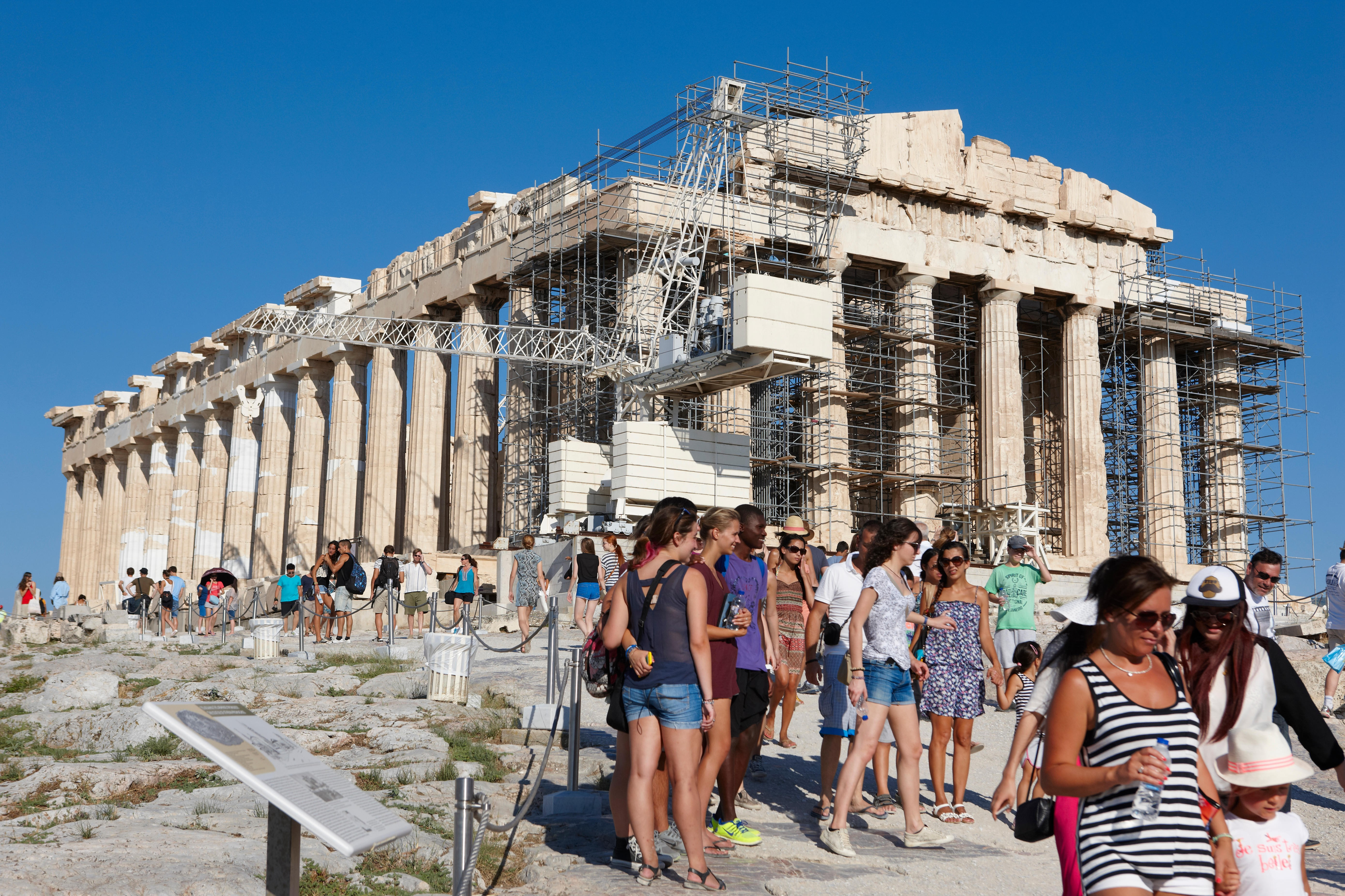 The Good Bad And Ugly Sides Of A Holiday In Athens Now