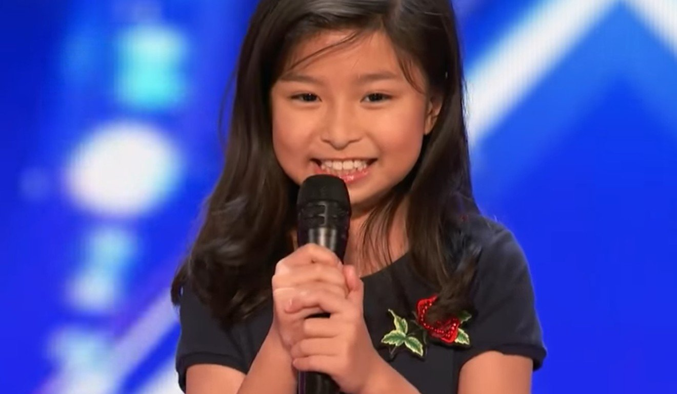 Americas got talent 2017 celine - Celine Tam Wowed Viewers On America S Got Talent Photo Youtube