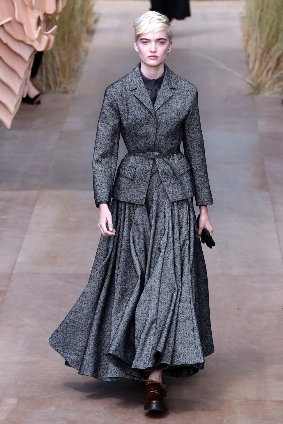 455c0955d32f Dior celebrates 70th anniversary with pioneering couture collection ...