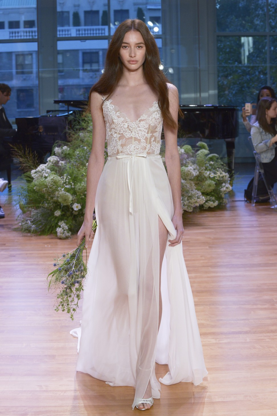 a0c585ea8ce Five wedding gown trends to watch this season