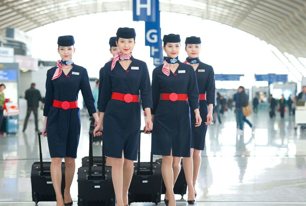 Christian Lacroix designed China Eastern Airline's 'simple, beautiful and dignified' uniform.