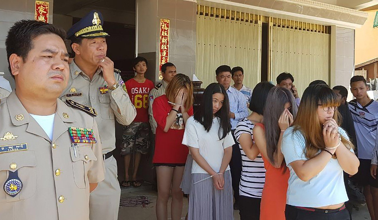61 Chinese Deported From Phnom Penh ⋆ Cambodia News English