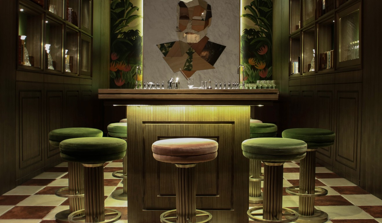 Phenomenal Hemingway Inspired Bar In Hong Kong Is A Moveable Feast Pdpeps Interior Chair Design Pdpepsorg