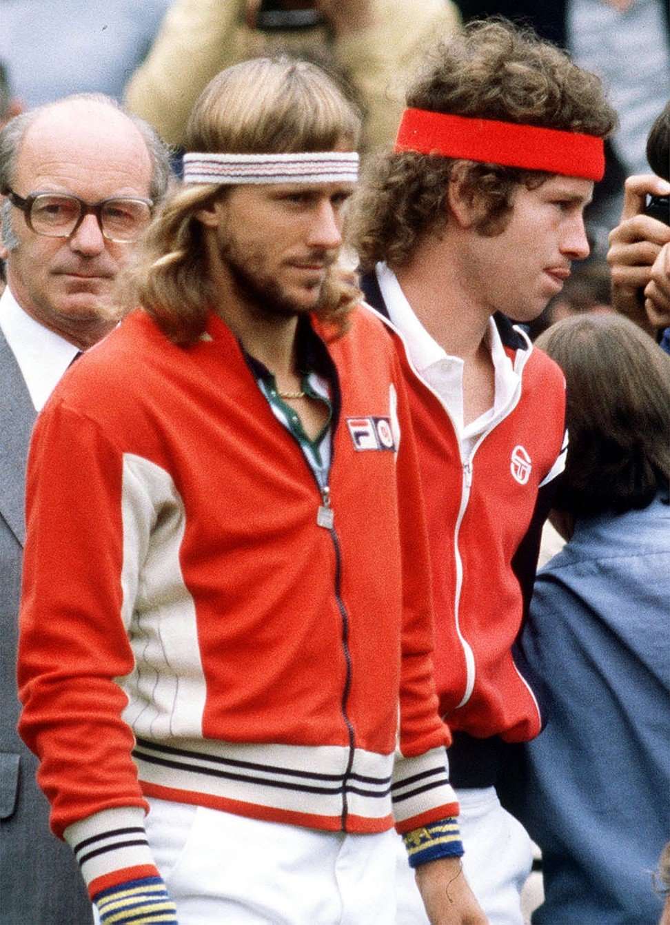 Pharrell Williams 1980 US Open reveals a gold...
