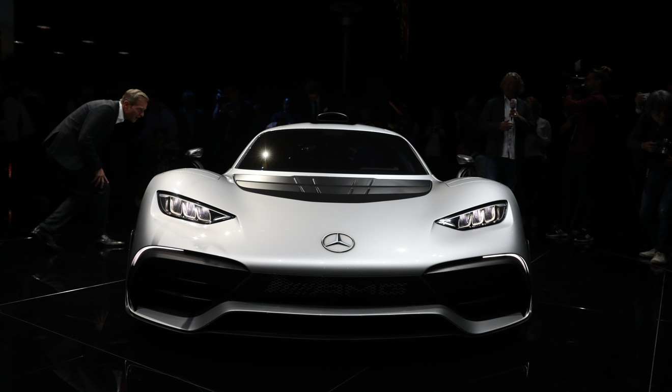 Mercedes Hypercar Will Arrive In With A Price Tag Of Us