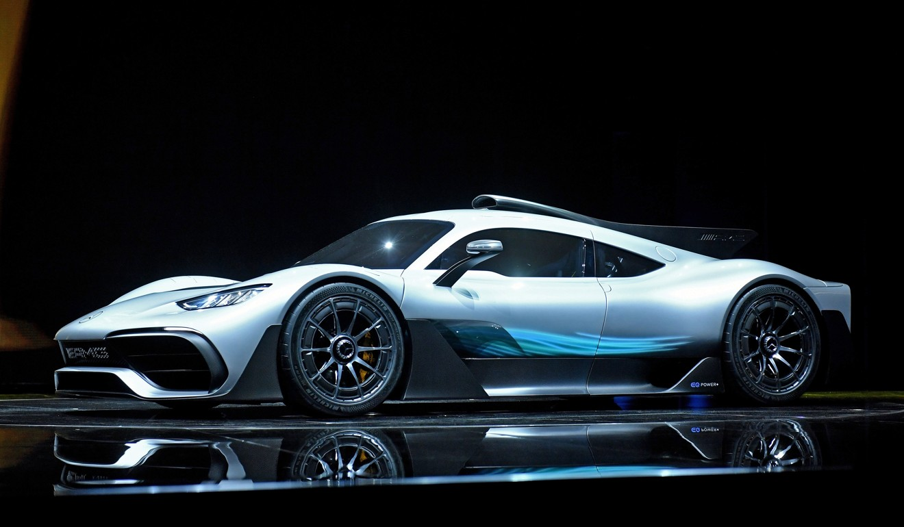 10 hottest cars at the Frankfurt Motor Show include Chinese ...