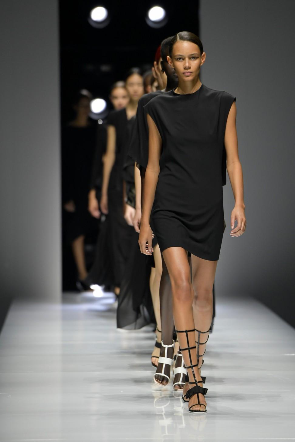 Lanvin S Olivier Lapidus Offers Luke Warm Debut At Paris Fashion Week Style Magazine South