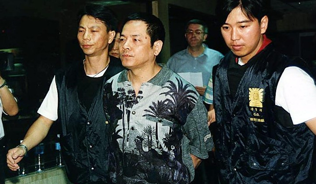 5052cad56 Retired Macau triad boss back in circulation with cryptocurrency | South  China Morning Post
