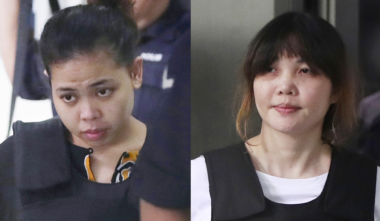 Prosecution in Jong-nam trial to present footage of practice attacks""