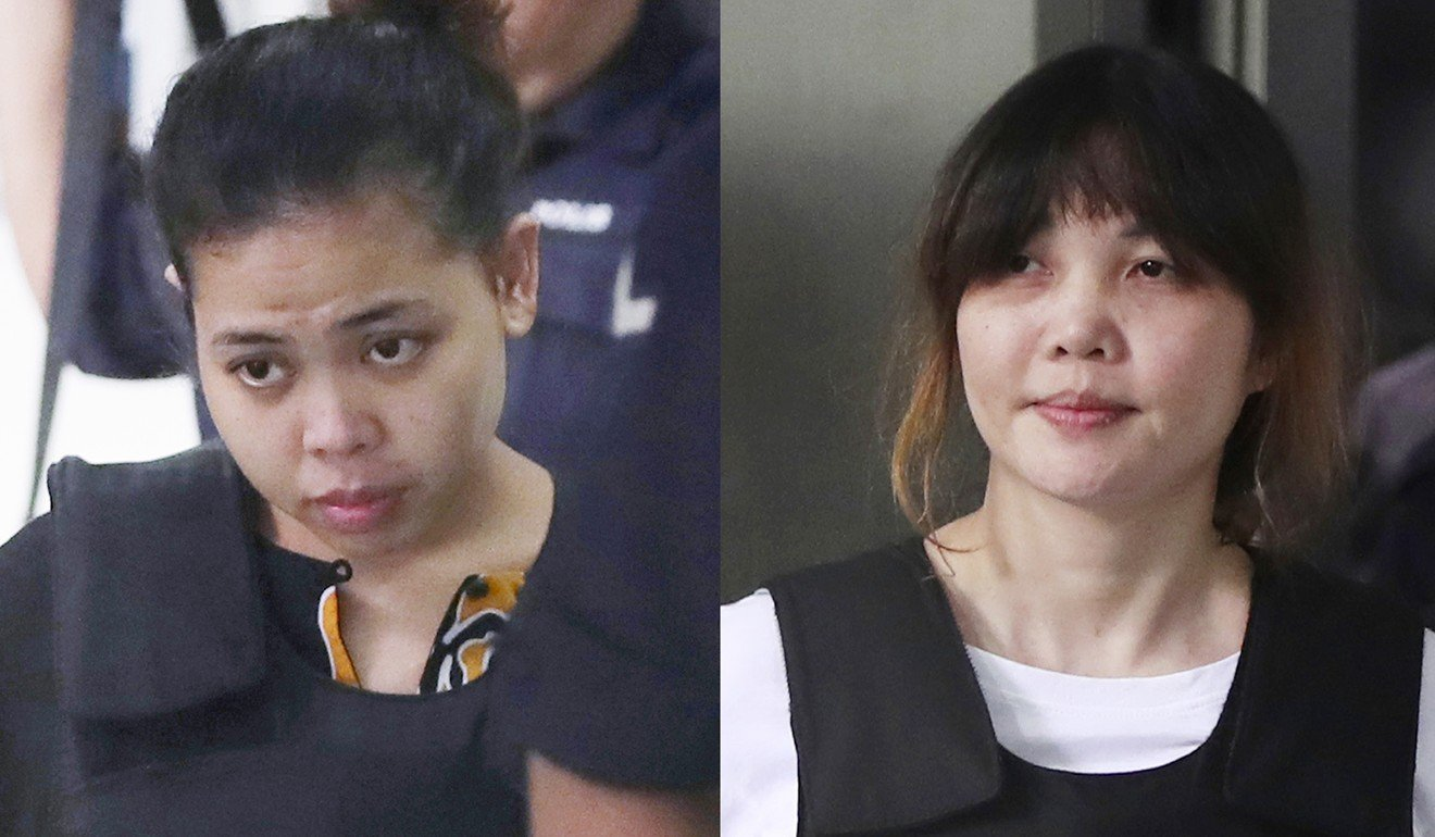 Witness reveals names of unidentified suspects in Jong-Nam trial (Updated)