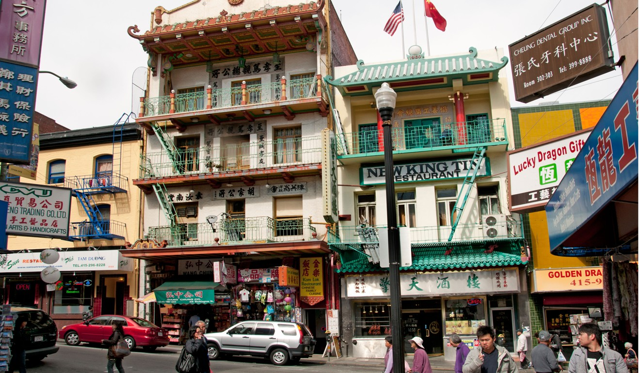 Are Chinatowns Obsolete Asks Madeleine Thien Canadian Novelist Who Diagrams Dragon School Of Motoring San Franciscos Chinatown Today Picture Alamy