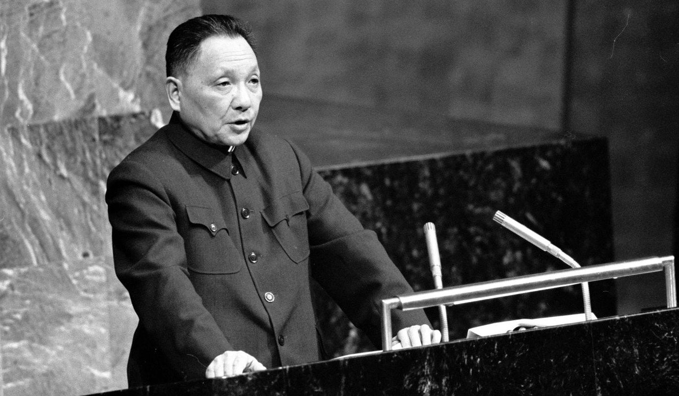 reform of deng xiao ping Deng xiaoping theory  introduced reform and opening, ushered in a new period for the development of the socialist cause, gradually formed the line, principles and.