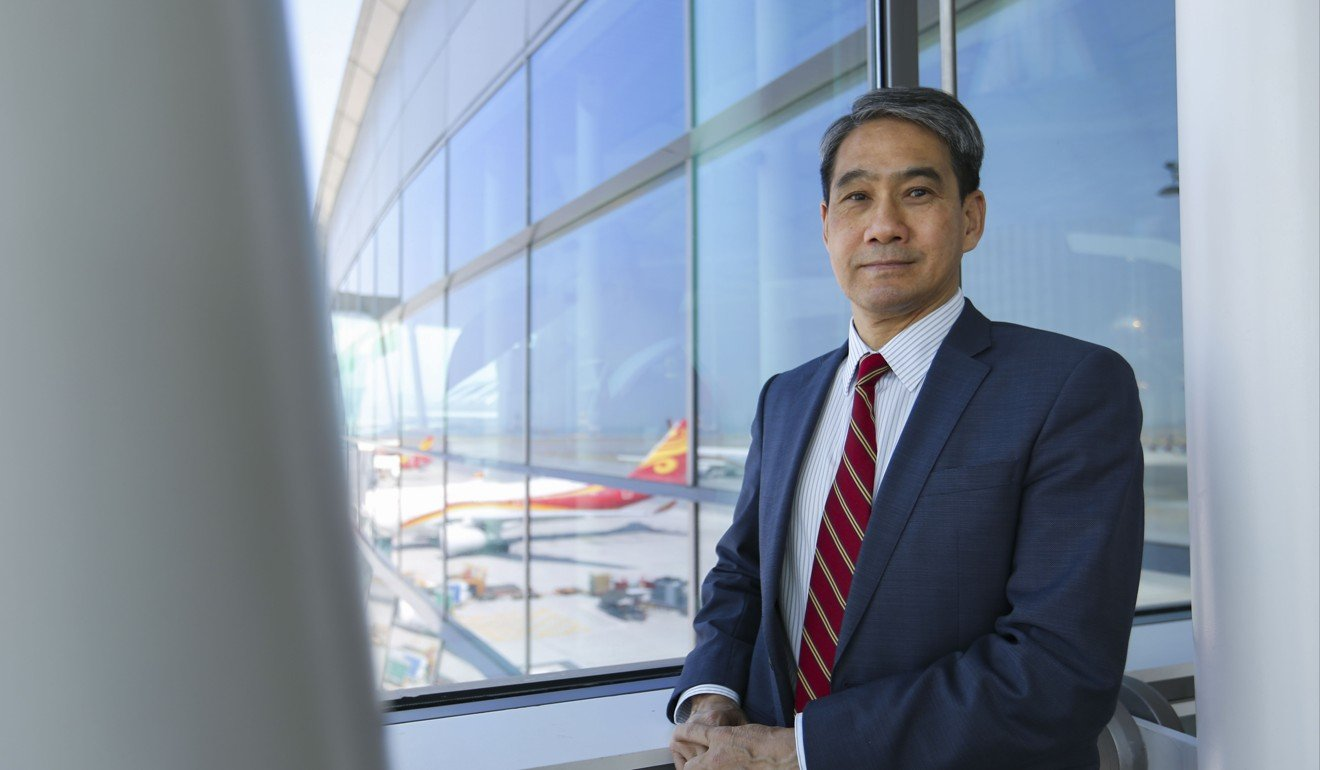 Interline K Chen hong kong airlines seeks belt and road partners amid plans for expansion south china morning post