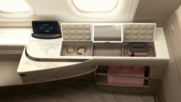 Inside Singapore Airlines New Airbus A380 Luxury Suites