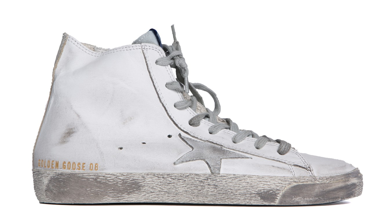 e65d15c959 How cult label Golden Goose took flight with sneakers scuffed ...