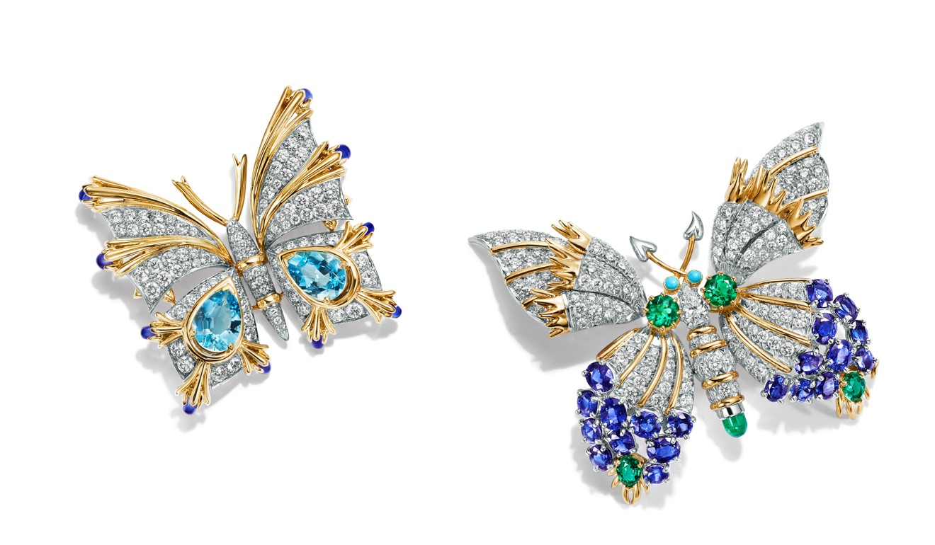 tiffany jewellery designer jean schlumberger's collection to dazzle hong kong with 'wearable works of art'