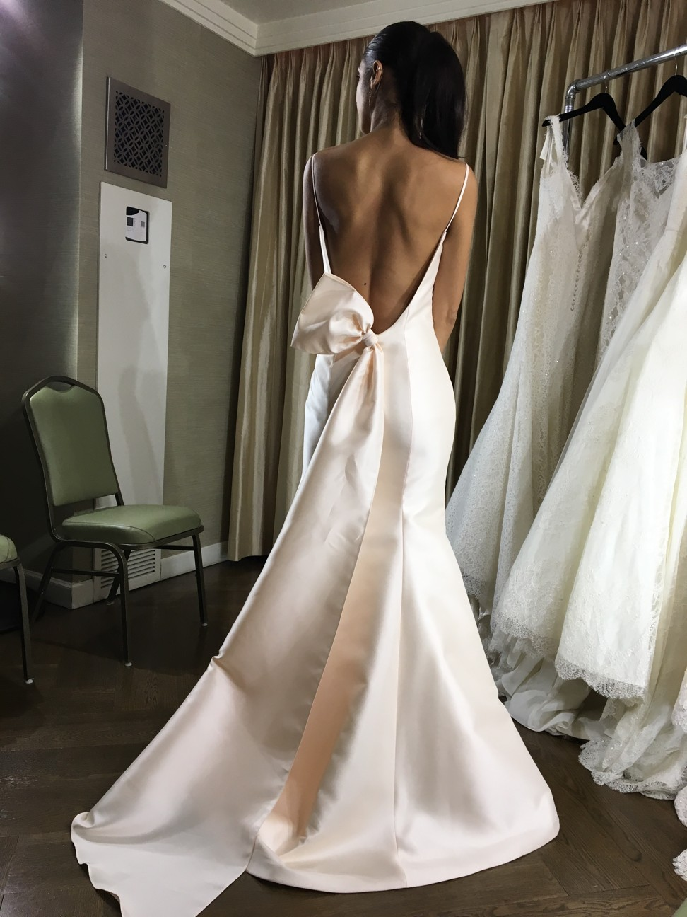 Modesty makes a comeback in bridal fashion as wedding gowns trend ...