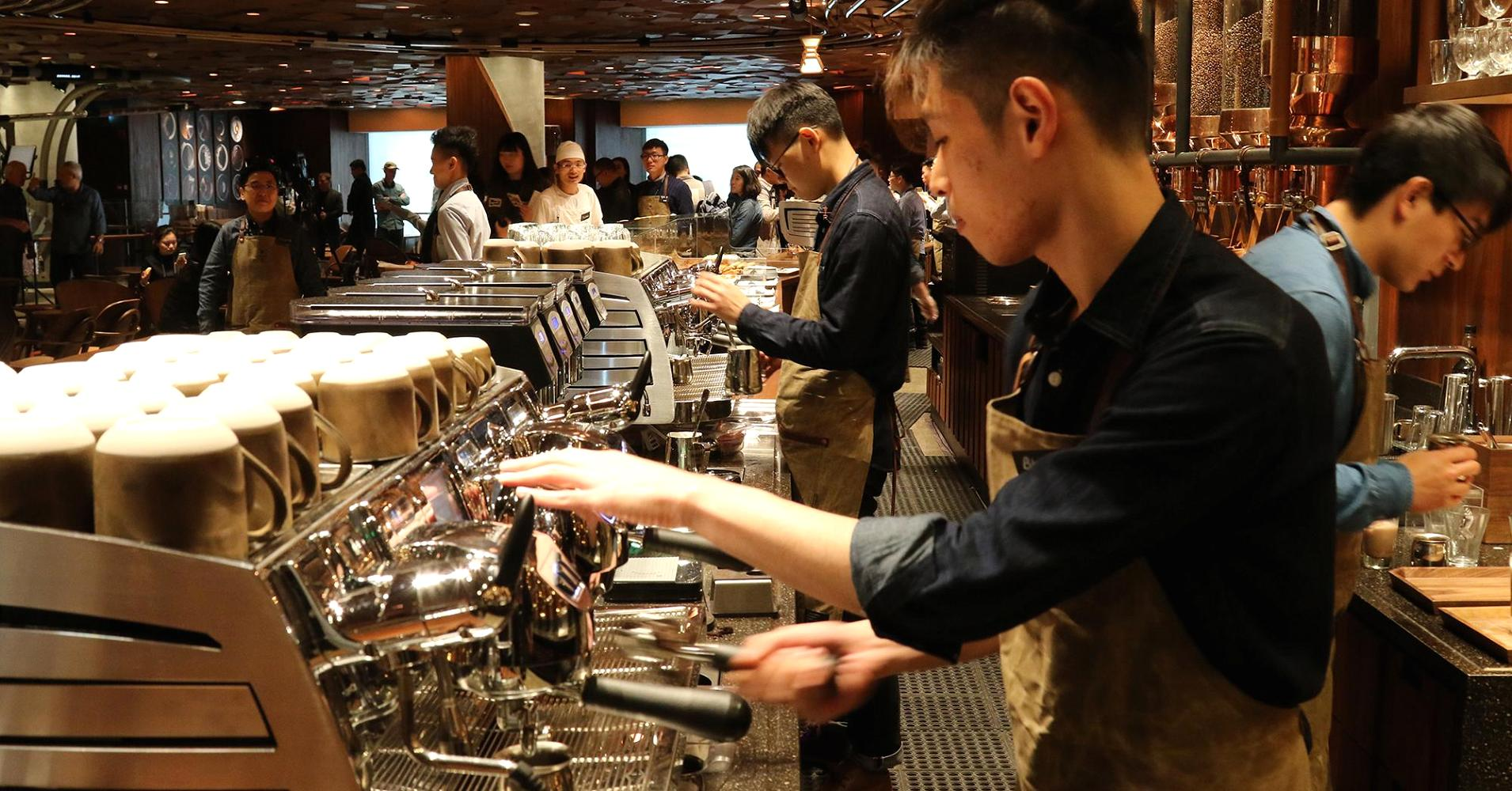 Starbucks is opening a store in China every 15 hours | South