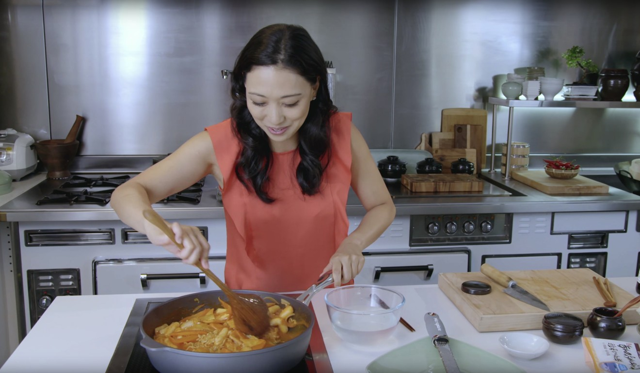 Iron chef judy joo on quitting a high flying career in finance to joo in an episode of the tv series korean food made simple forumfinder Image collections
