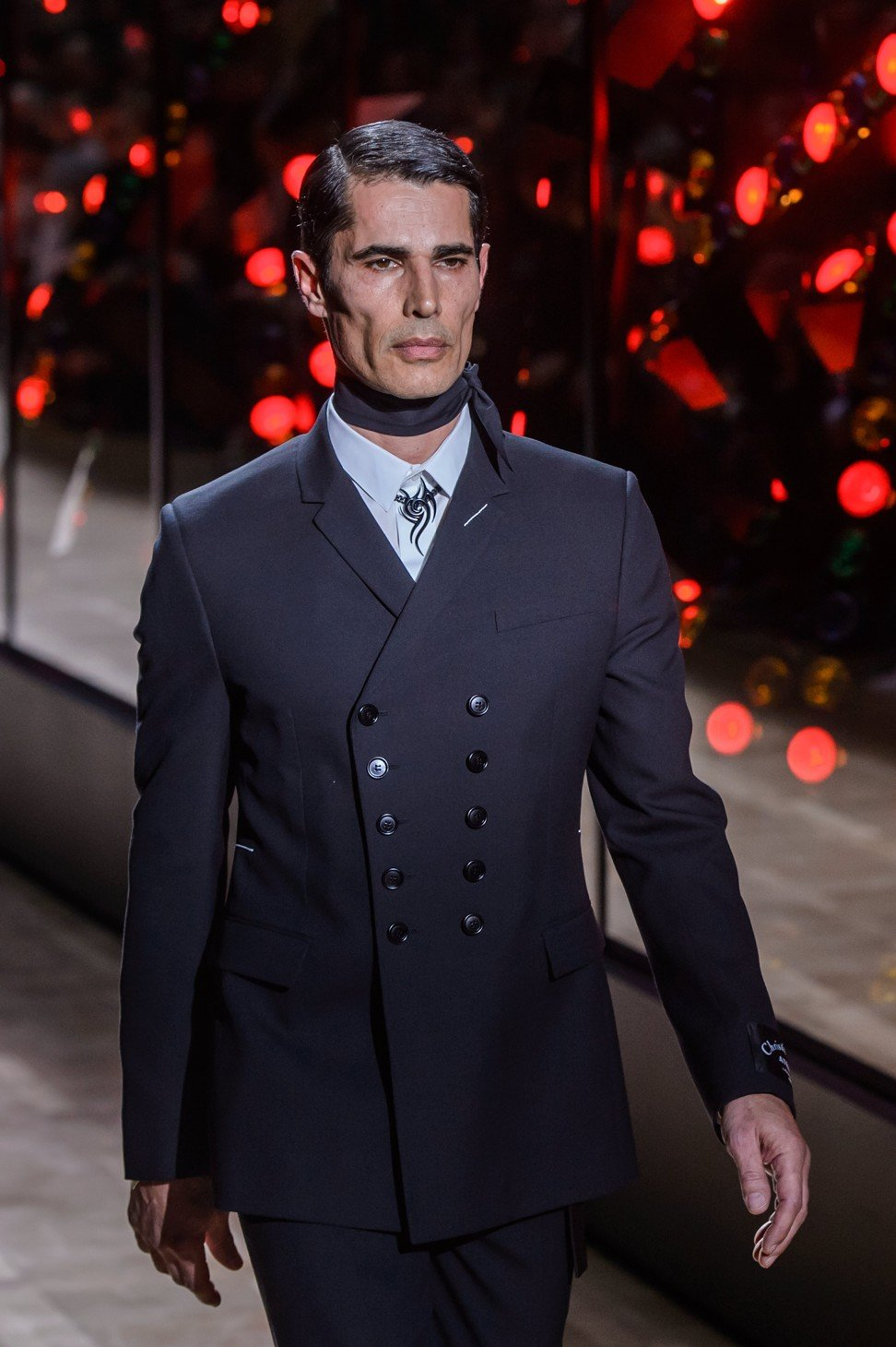 Designer Menswear | Dior Travels Back In Time For Couture Menswear Style Magazine