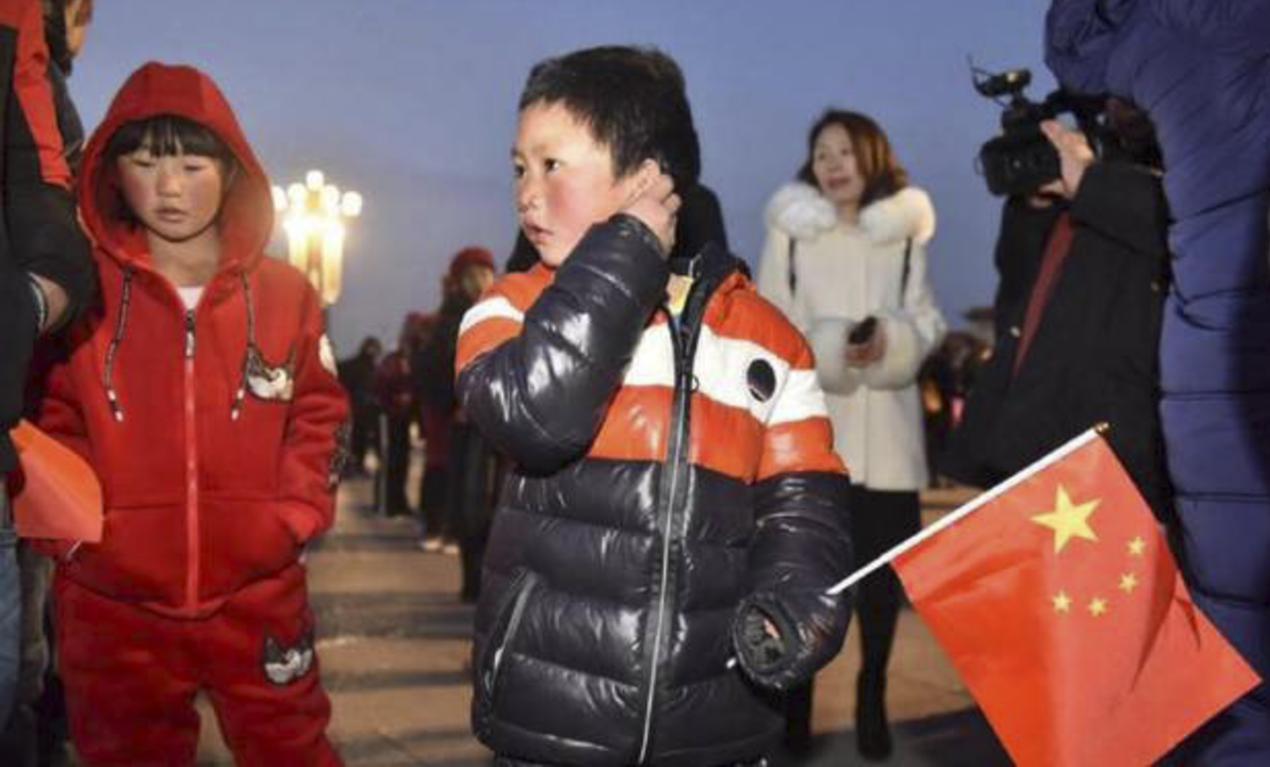 A year later, China's 'Ice Boy' Wang Fuman has a new home, warmer