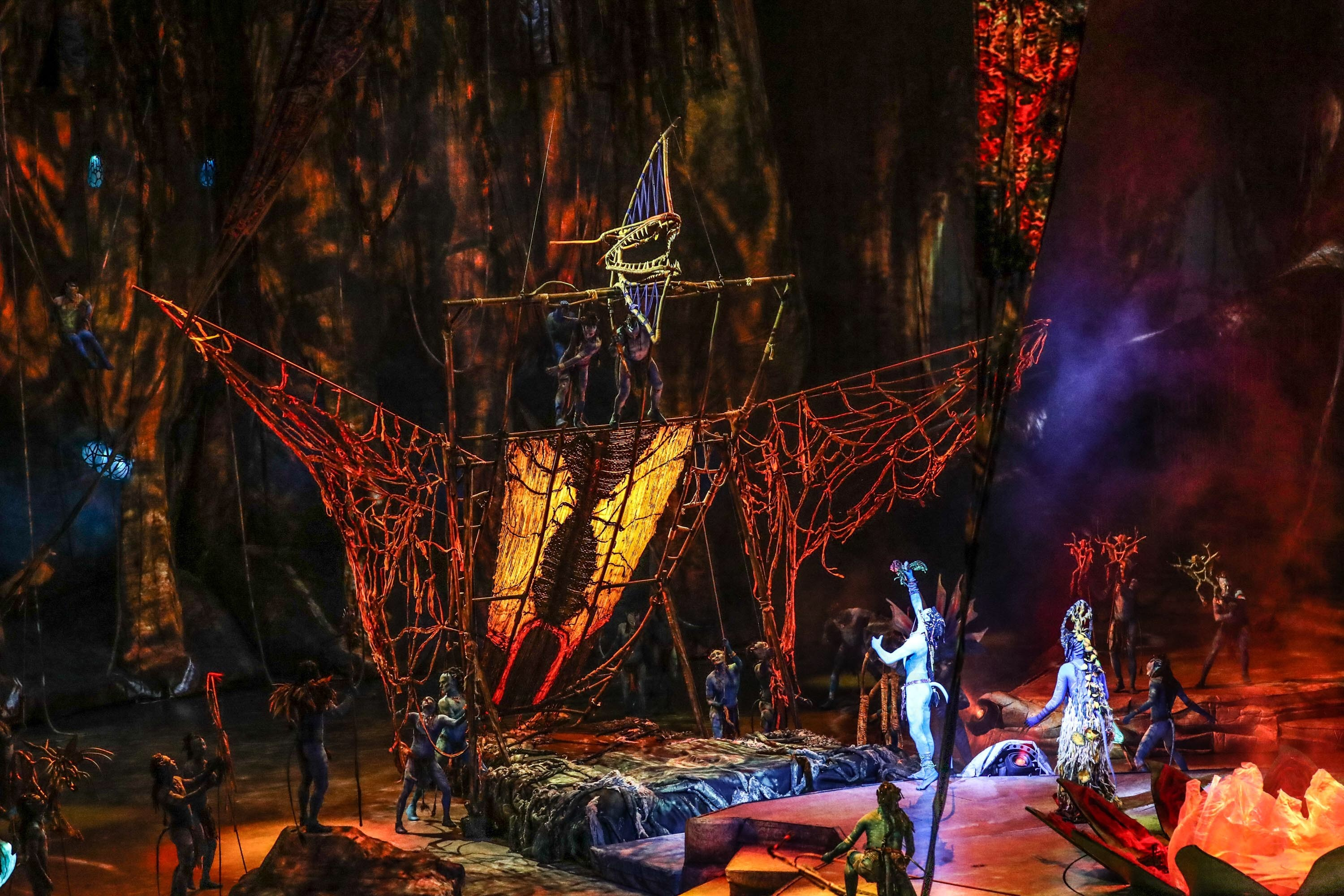 Cirque du Soleil: The Circus That Took Over The World