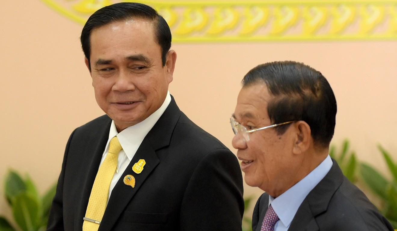 In Hong Kong And Singapore Thaksin Shinawatra Prepares His Party