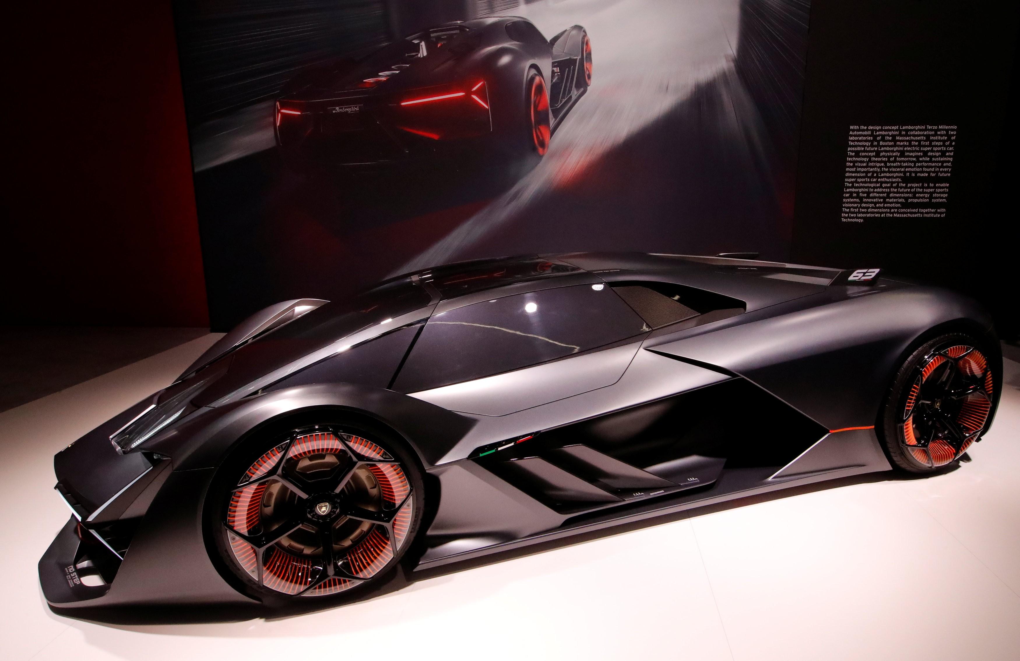 geneva auto show mercedes porsche and lamborghini show edge over electric sports cars style. Black Bedroom Furniture Sets. Home Design Ideas