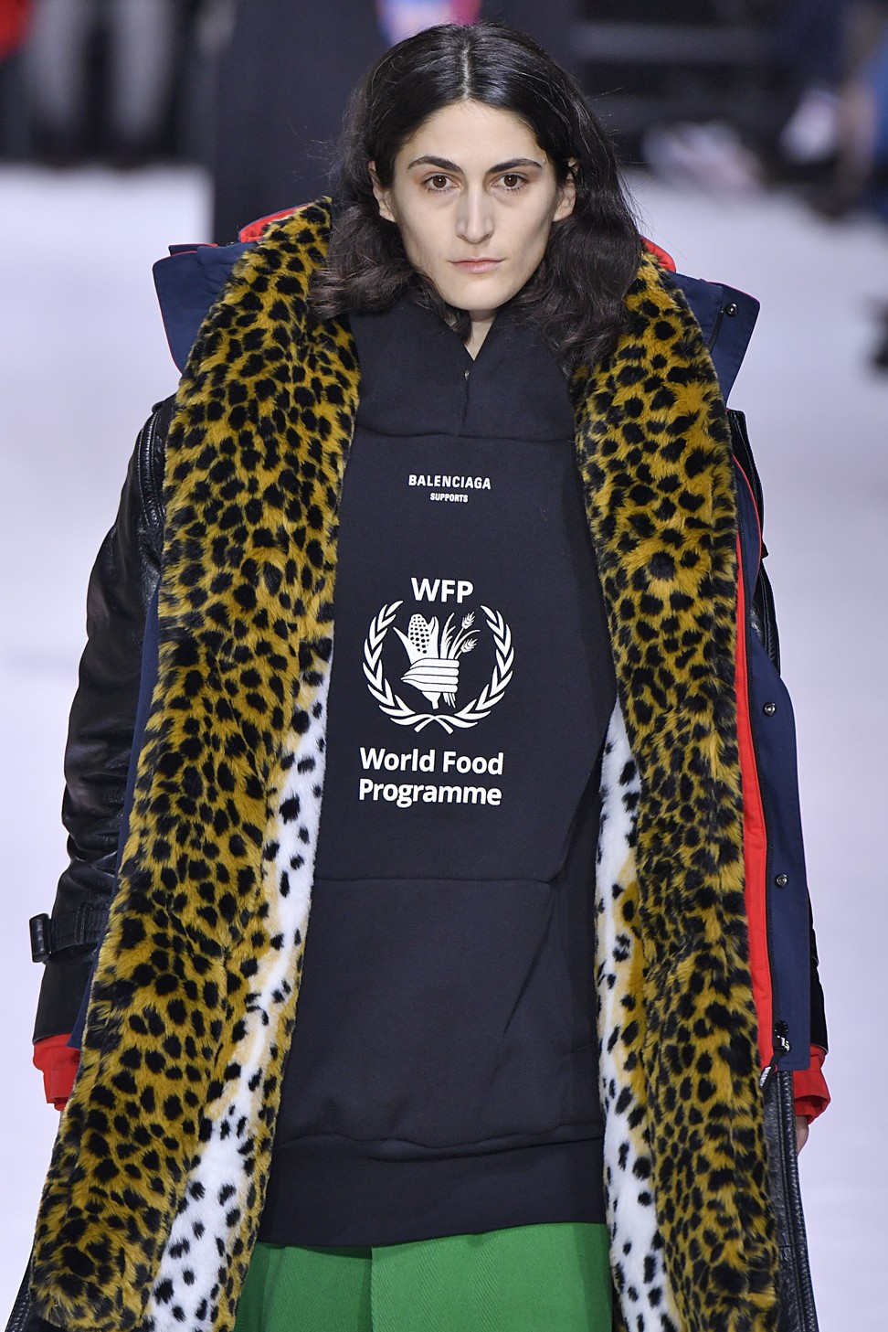 678210f6dffe The 10 best moments from the autumn winter 2018 fashion shows ...