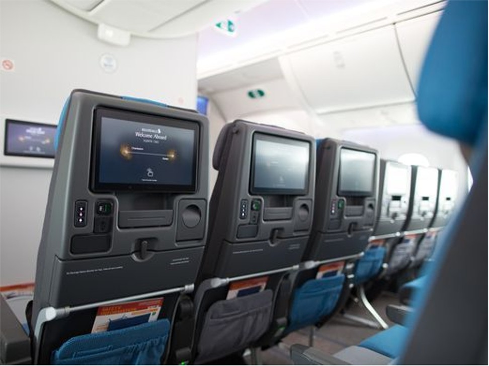 Singapore Airlines unveils new cabin interior for Boeing 787-10 ...