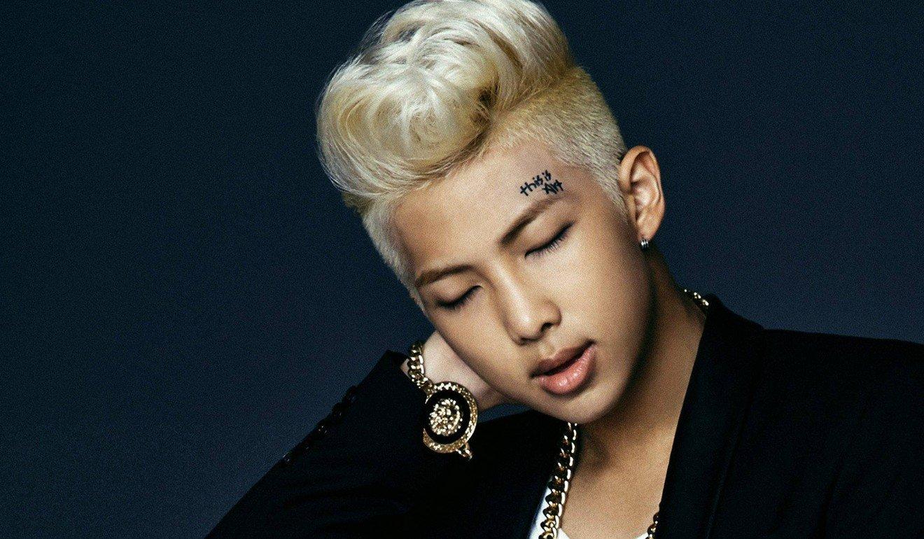K-pop star Rap Monster of BTS is breaking genre's squeaky