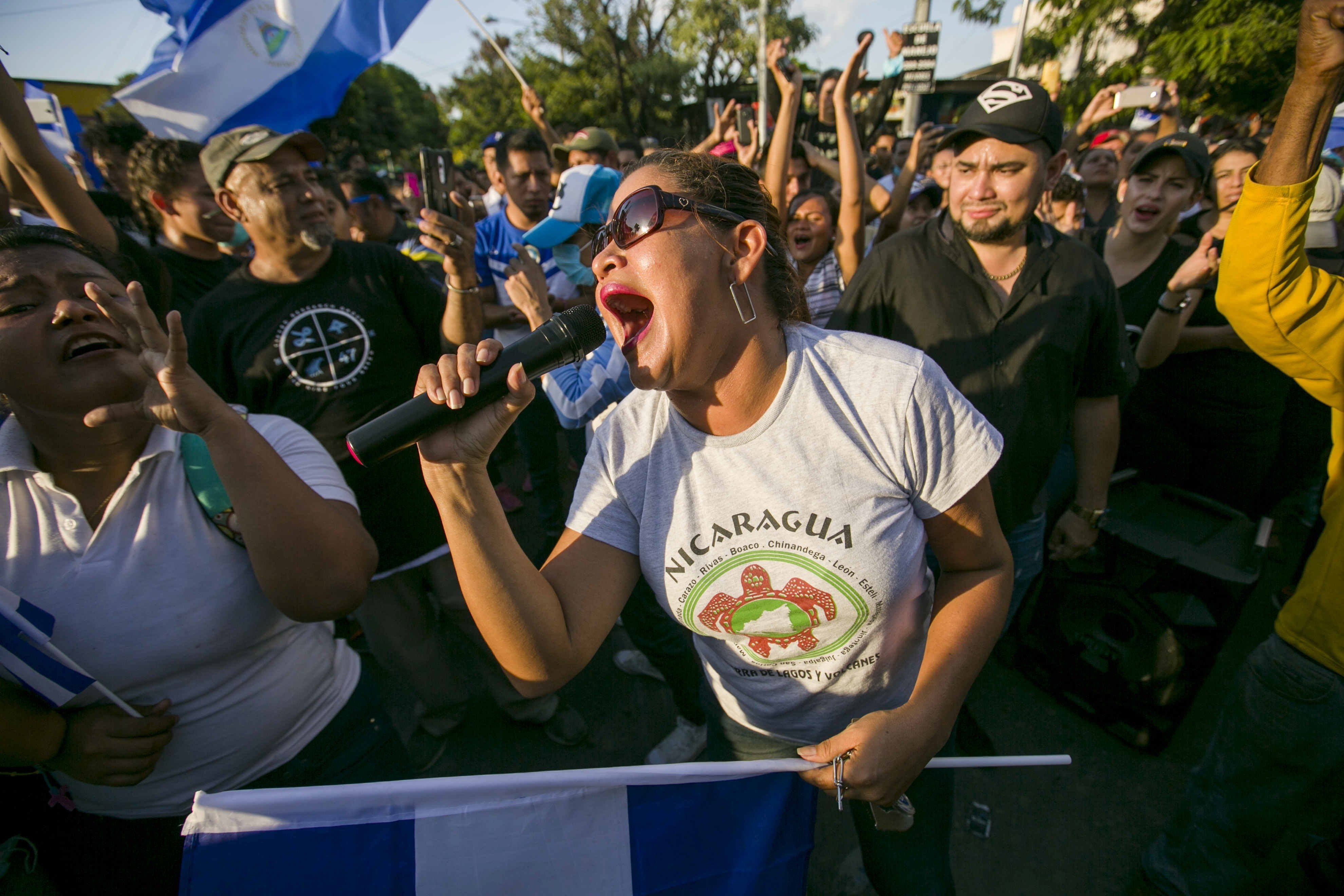 Activists renew calls for controversial US$50 billion Nicaragua