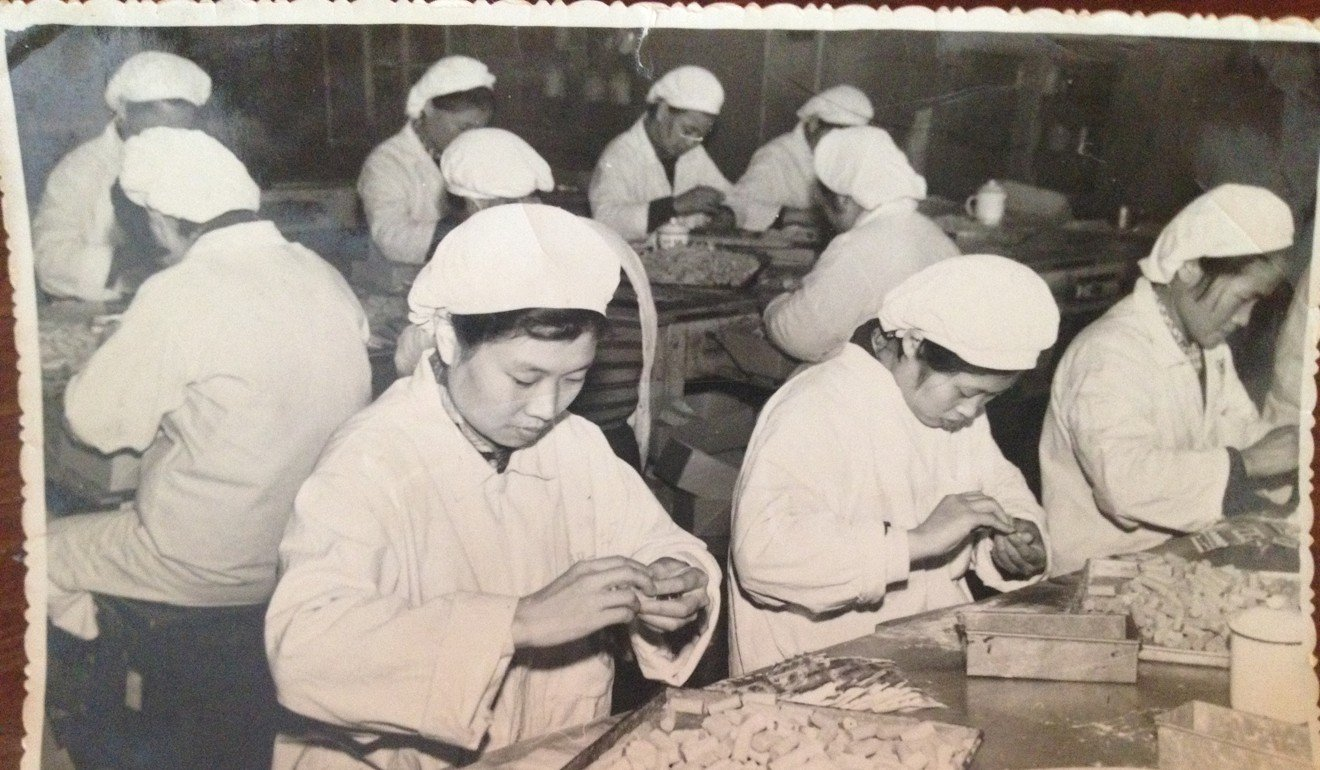 How China's iconic White Rabbit sweets went from a Shanghai