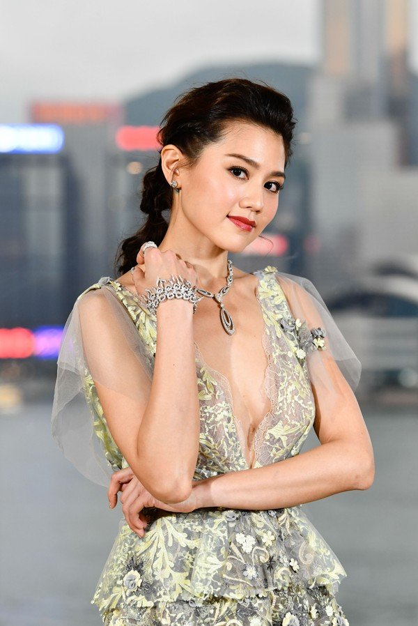 All That Sparkles What The Celebrities Wore At 37th Hong