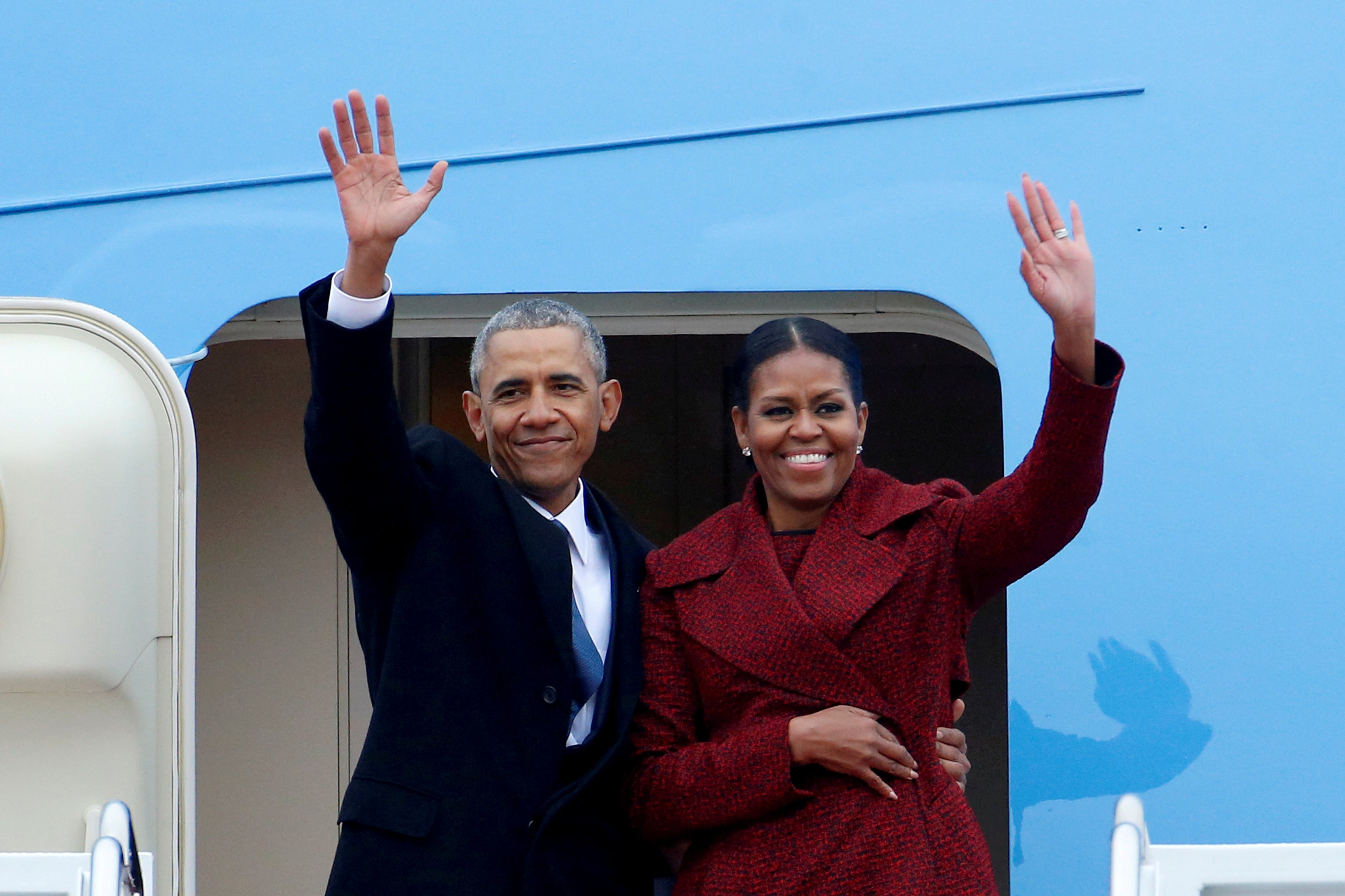 Image result for Obamas unveil slate of series, documentaries for Netflix