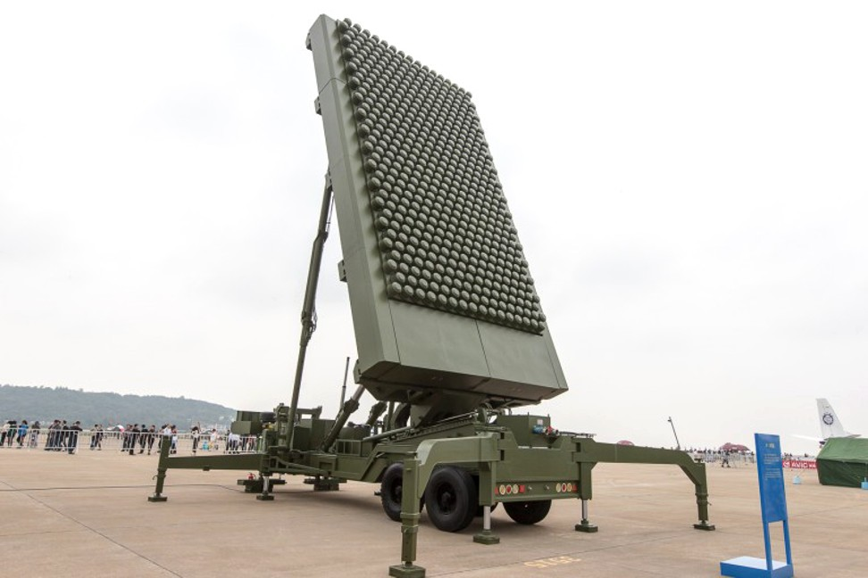 The scatter radars are more powerful than conventional military radar systems. Photo: Defence-blog