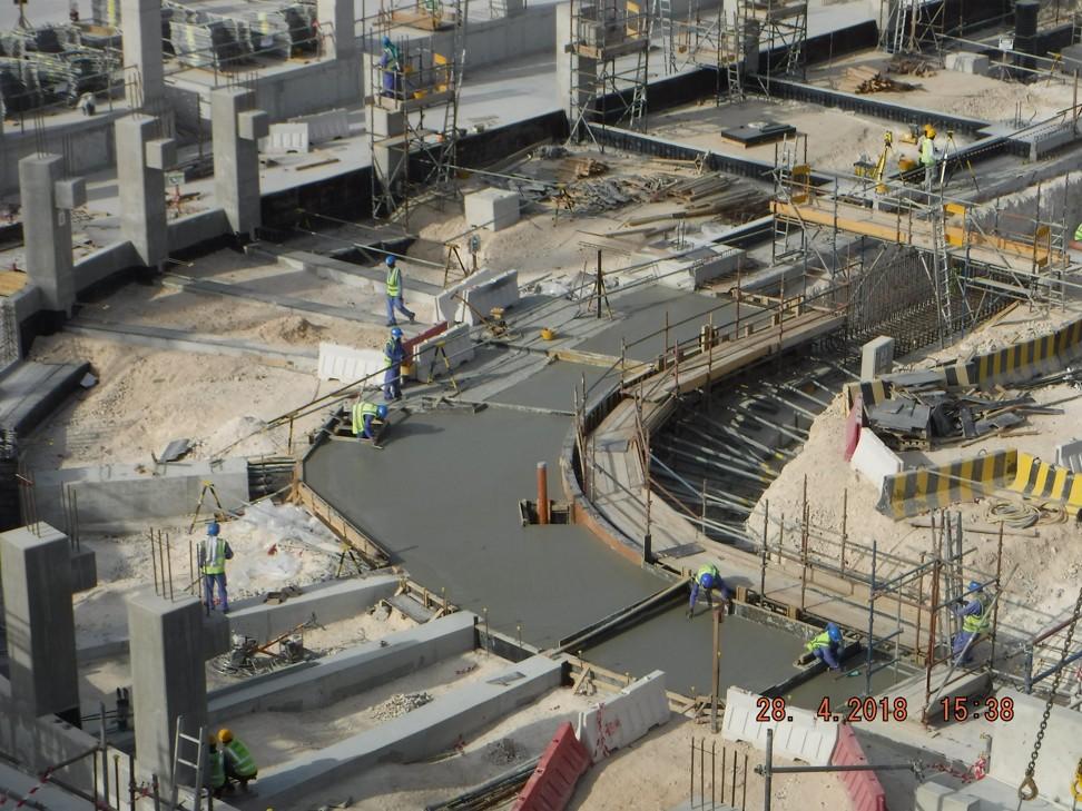 China a pillar of strength in Qatar's fightback against Arab