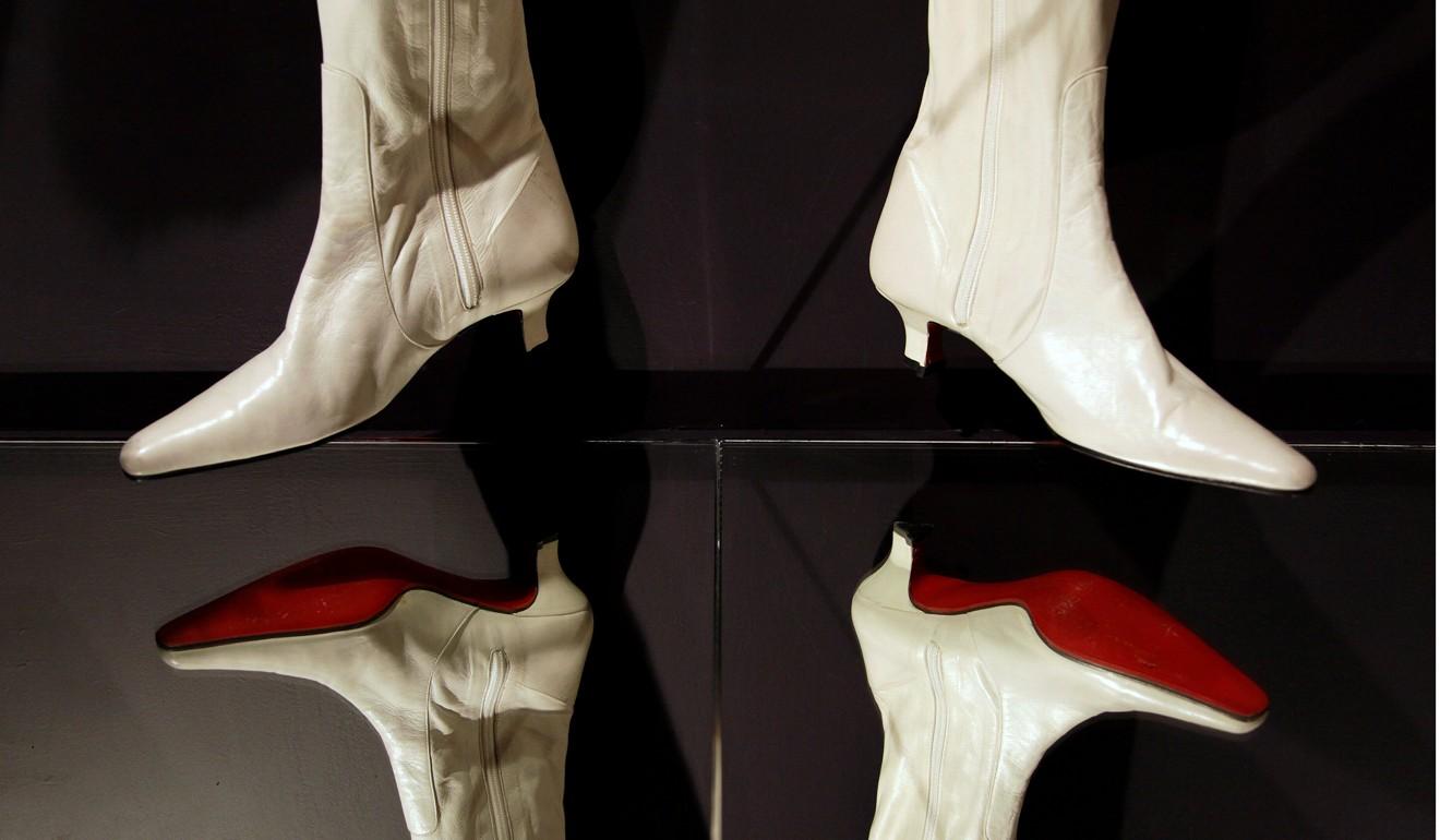 0ea65a3f1f4b Don t step on Louboutin s red-soled shoes