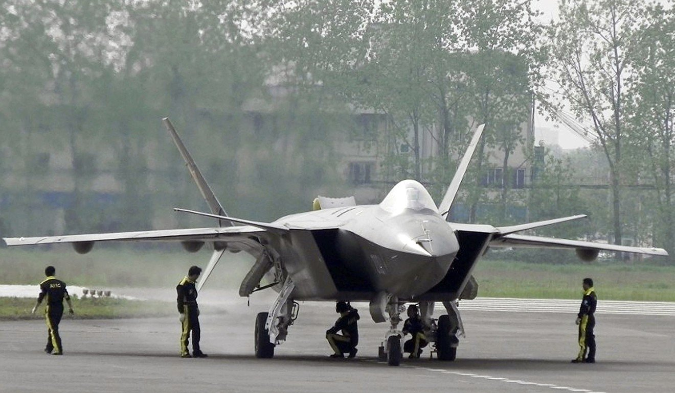 J-20 vs F-22: how China's Chengdu J-20 'Powerful Dragon' compares