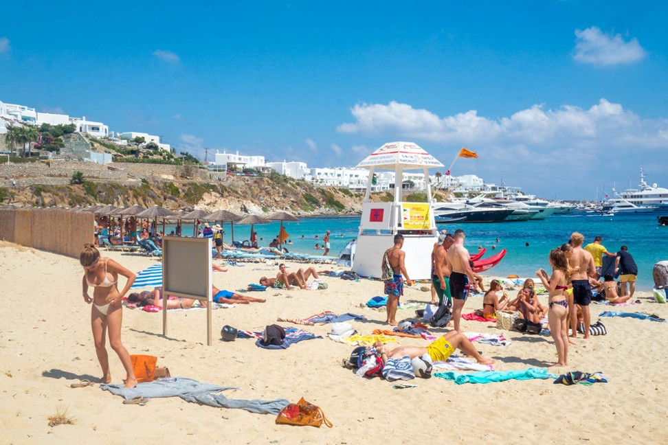 03716db21013 Mykonos is glamorous and beautiful – if you have cash to burn ...